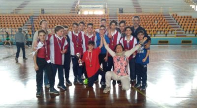 Finale Provinciale di Pallavolo maschile al Palatedeschi di Benevento