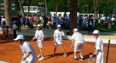 """""""Racchette di classe"""" fase nazionale 9 – 10 maggio Roma"""